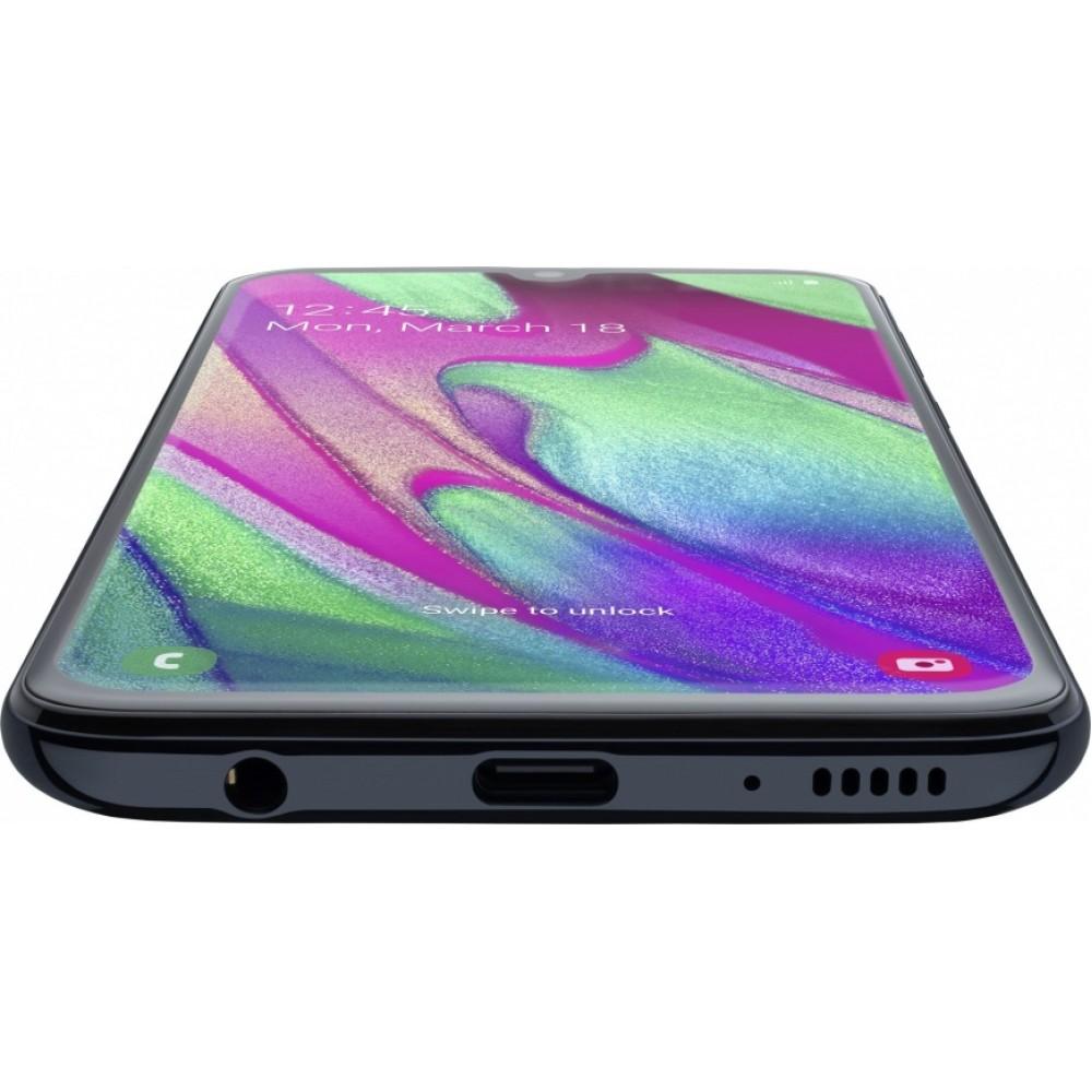 Samsung Galaxy A40 64GB Чёрный