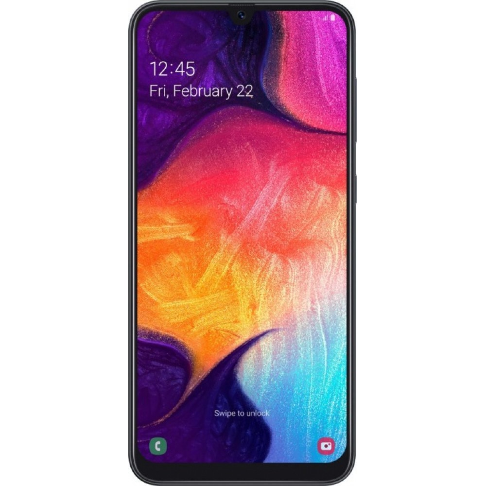 Samsung Galaxy A50 64GB Чёрный
