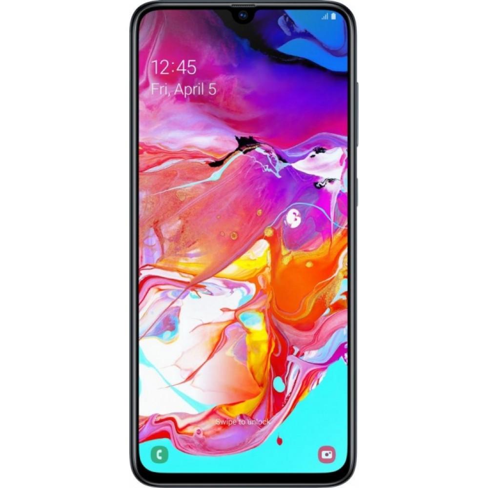 Samsung Galaxy A70 128GB Чёрный