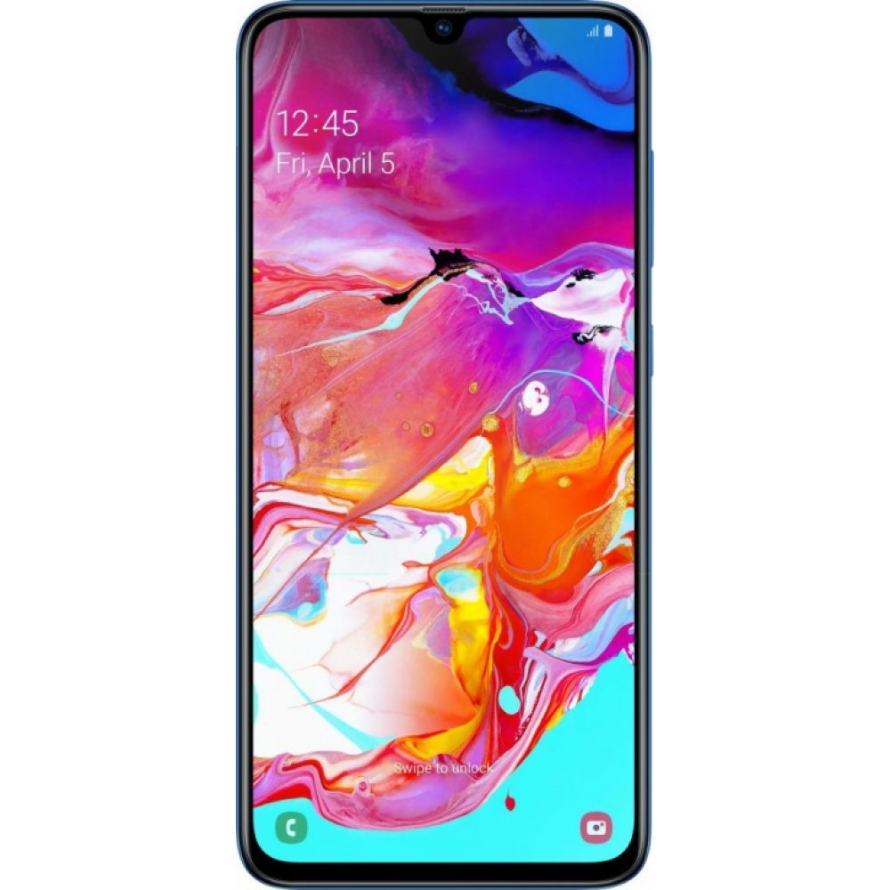 Samsung Galaxy A70 128GB Синий
