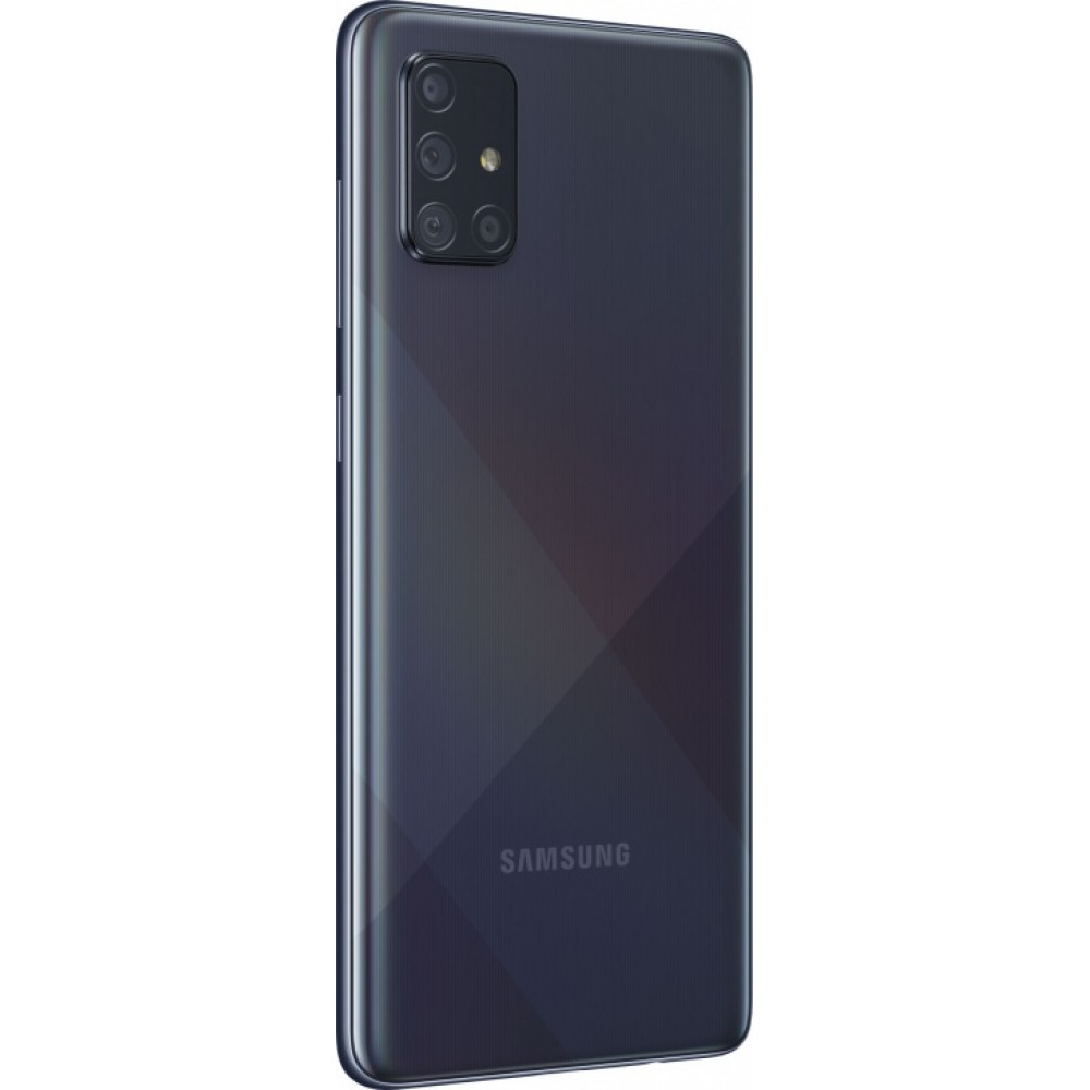 Samsung Galaxy A71 6/128GB Чёрный