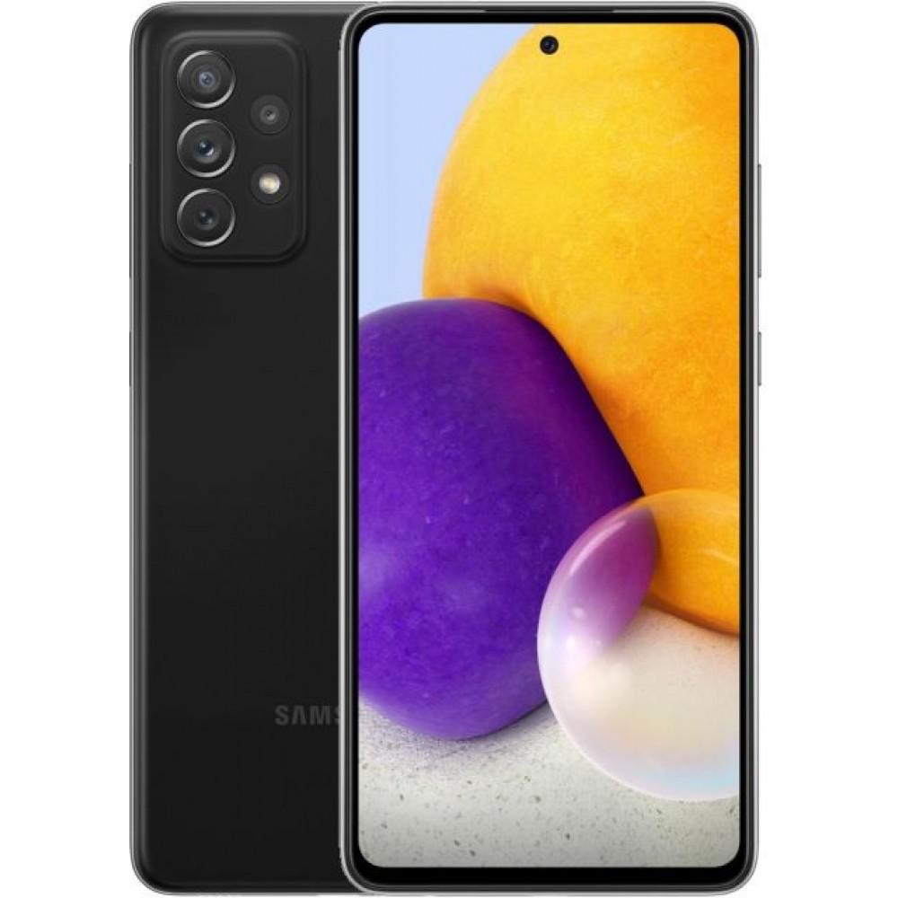 Samsung Galaxy A72 8/256GB Чёрный