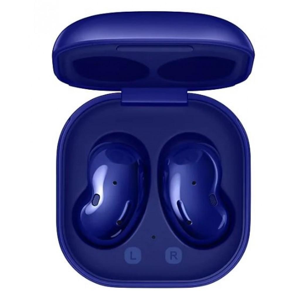 Samsung Galaxy Buds Live, синий цвет