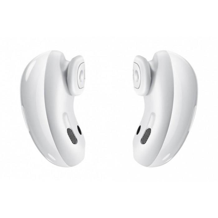 Samsung Galaxy Buds Live, белый цвет