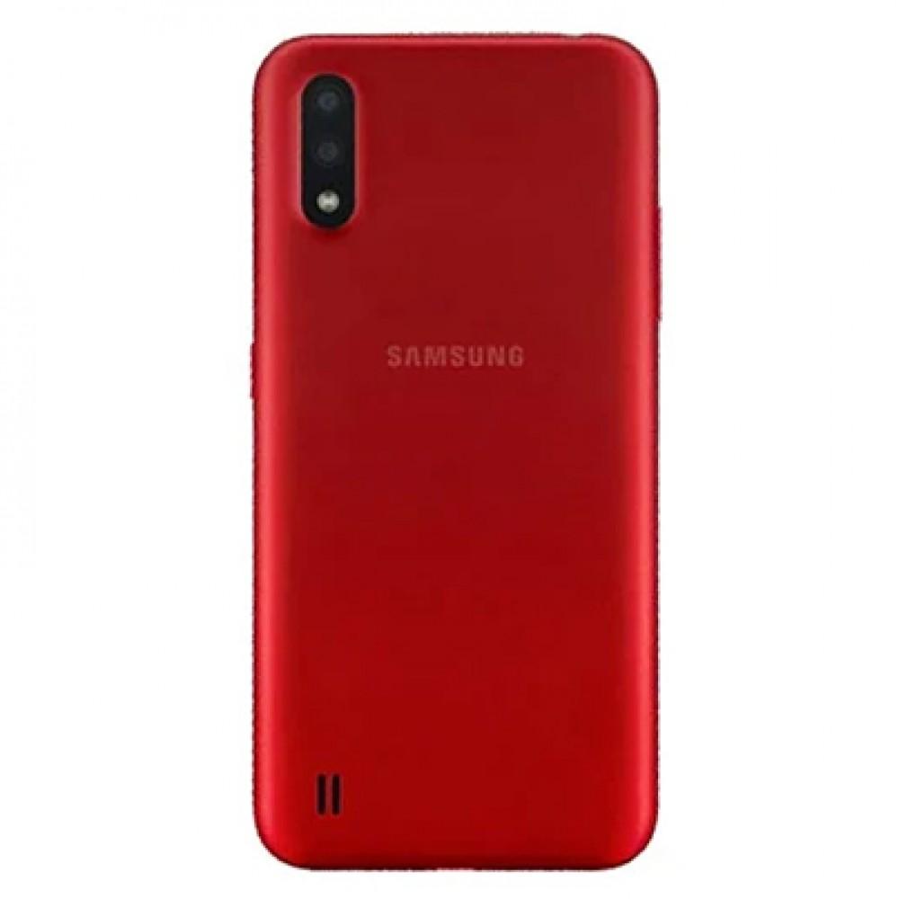 Samsung Galaxy M01 Красный