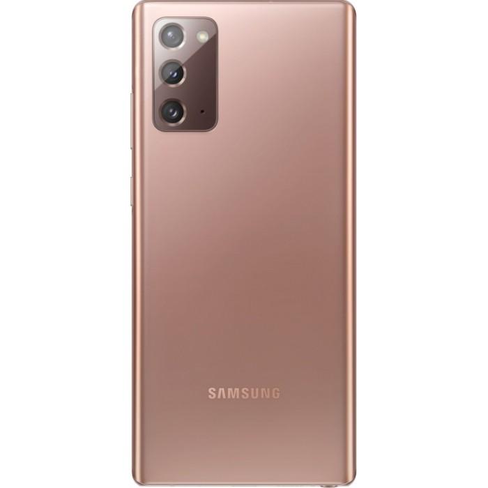 Samsung Galaxy Note 20 8/256GB Бронзовый