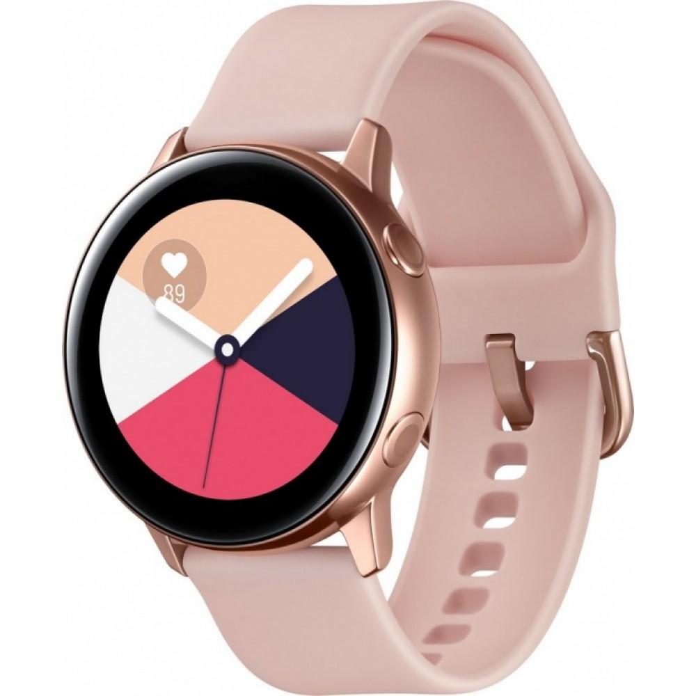 Samsung Galaxy Watch Active нежная пудра