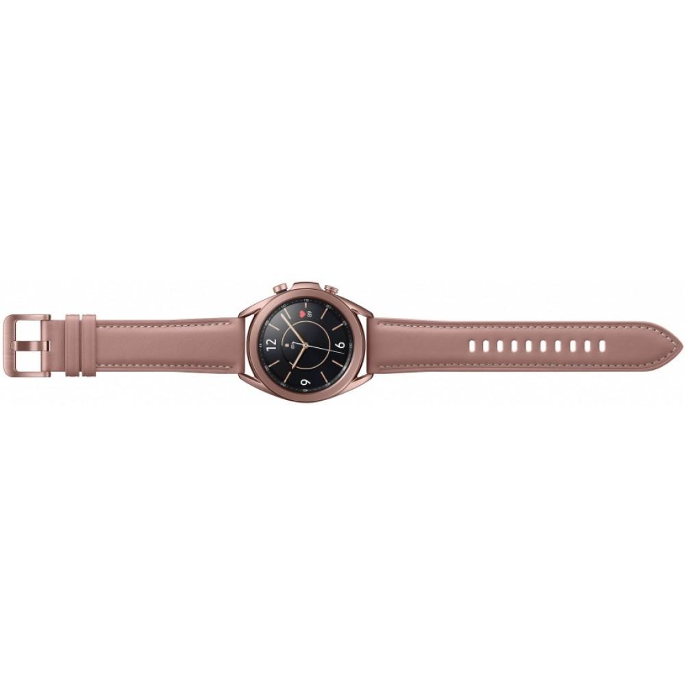 Samsung Galaxy Watch3 41 мм бронзовые