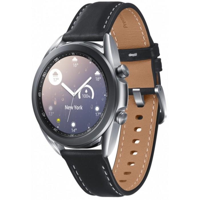 Samsung Galaxy Watch3 41 мм серебристые
