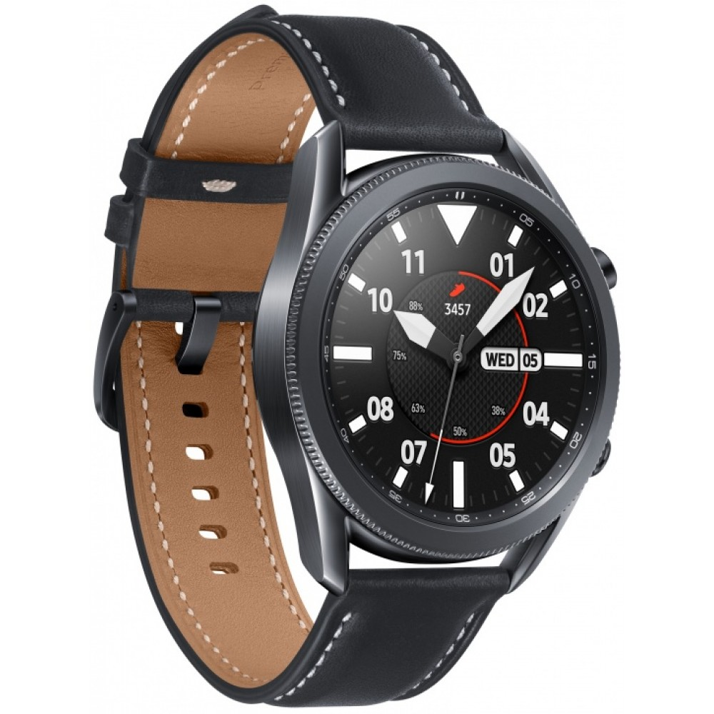 Samsung Galaxy Watch3 45 мм чёрные