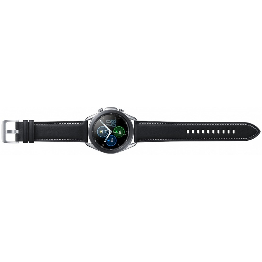 Samsung Galaxy Watch3 45 мм серебристые