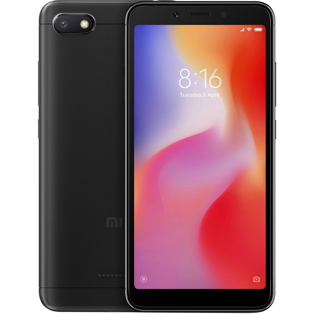 Xiaomi Redmi 6A 2/16GB чёрный