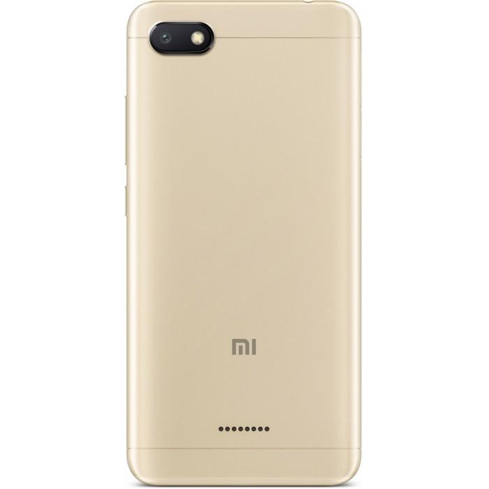 Xiaomi Redmi 6A 2/32GB золотой