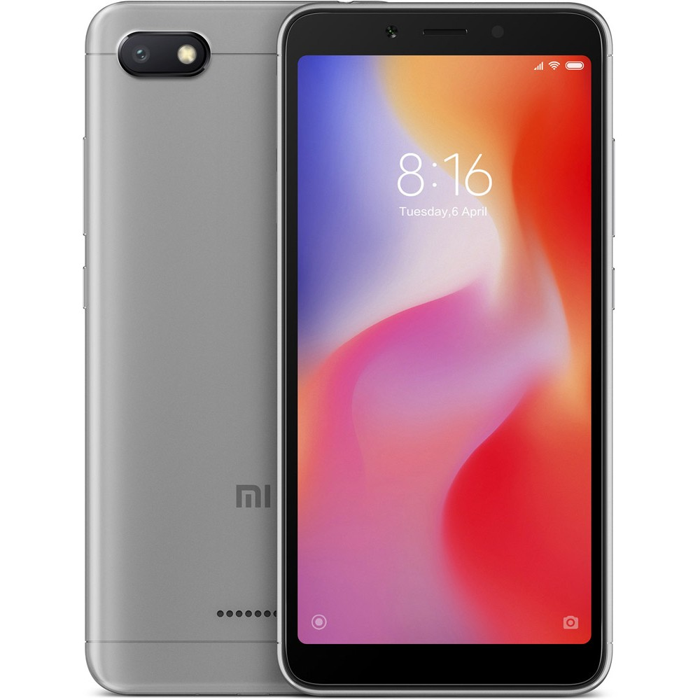 Xiaomi Redmi 6A 2/32GB серый