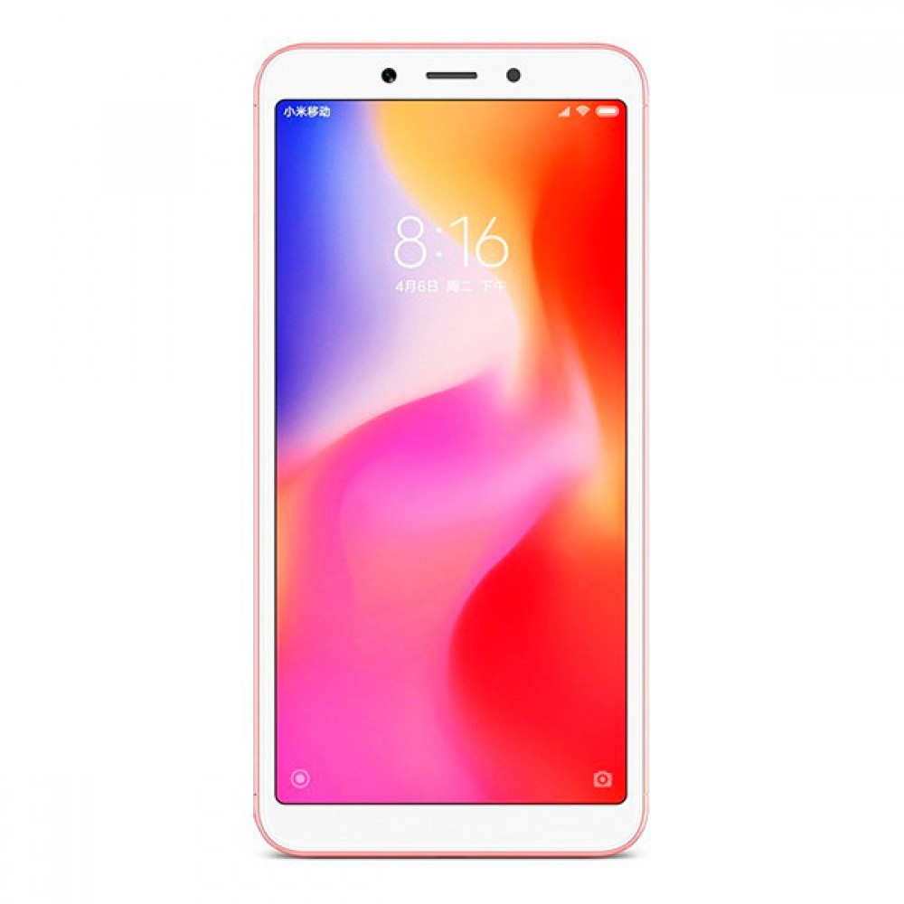 Xiaomi Redmi 6A 2/32GB розовый