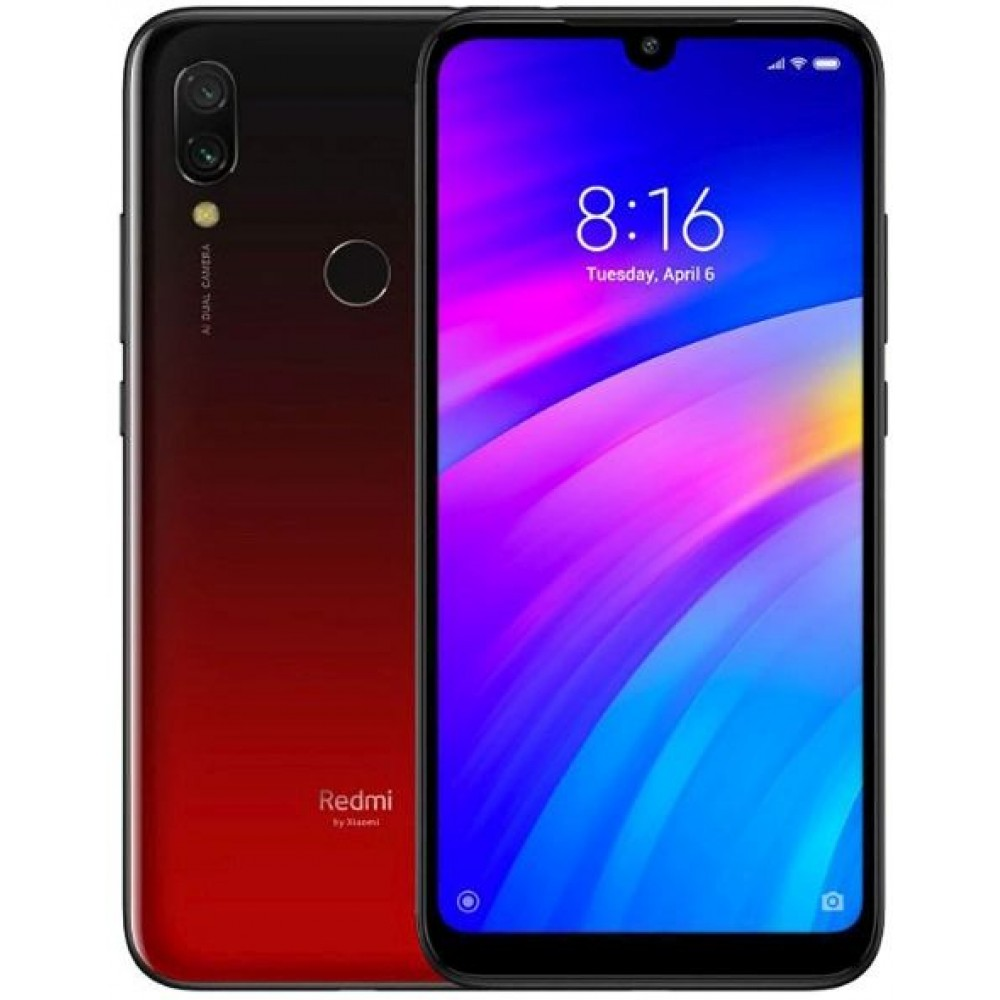 Xiaomi Redmi 7 3/64GB красный