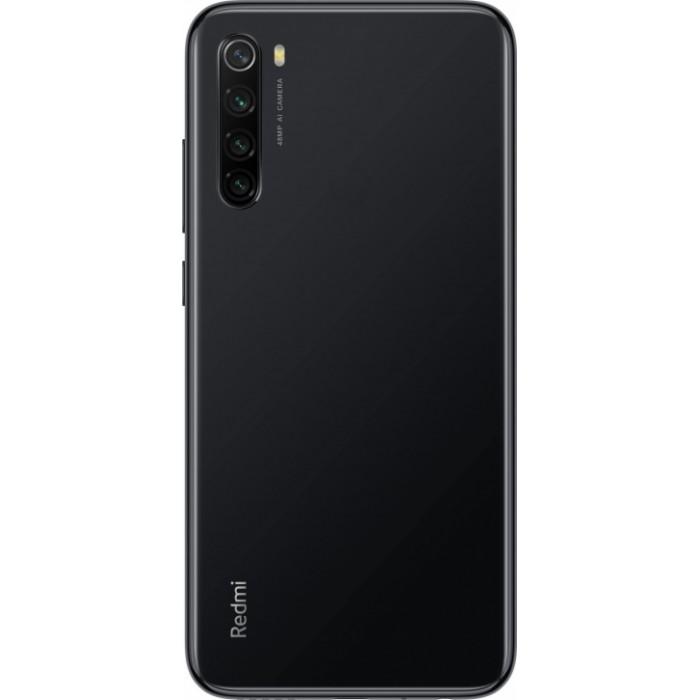 Xiaomi Redmi Note 8 (2021) 4/64GB Чёрный космос