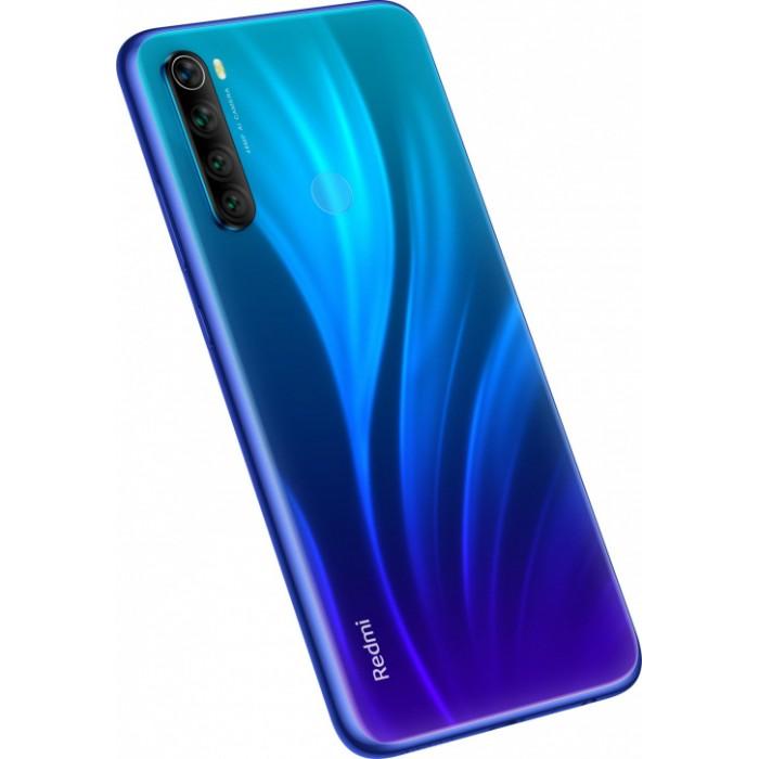 Xiaomi Redmi Note 8 (2021) 4/128GB Синий