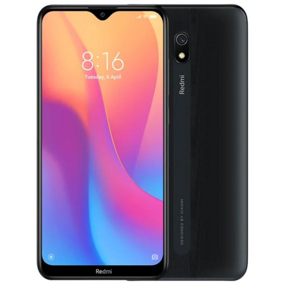 Xiaomi Redmi 8A 2/32GB чёрный