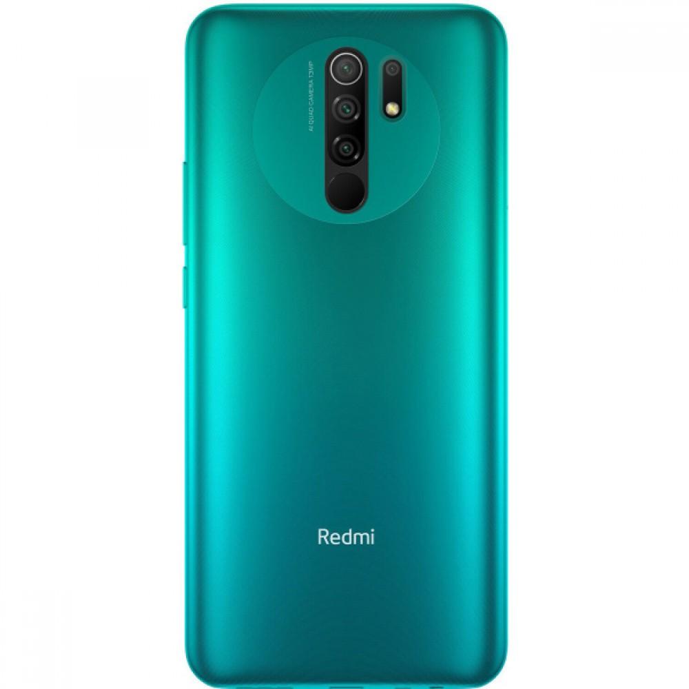 Xiaomi Redmi 9 4/64GB (NFC) зелёный