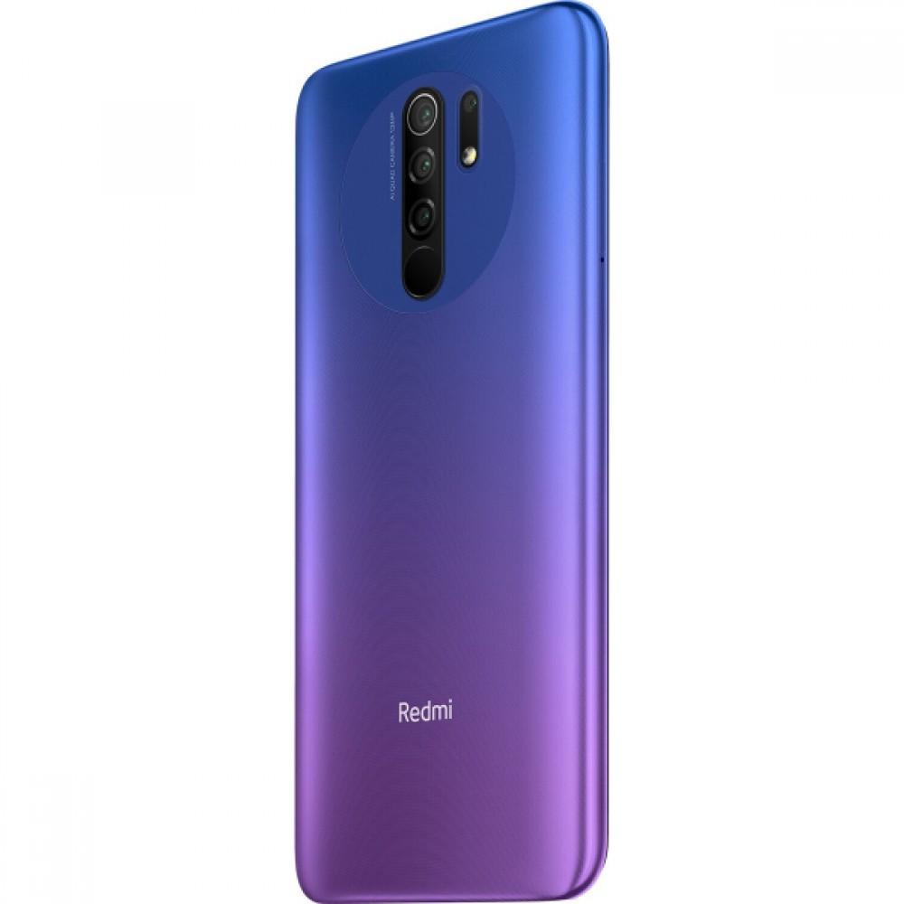 Xiaomi Redmi 9 3/32GB (NFC) фиолетовый