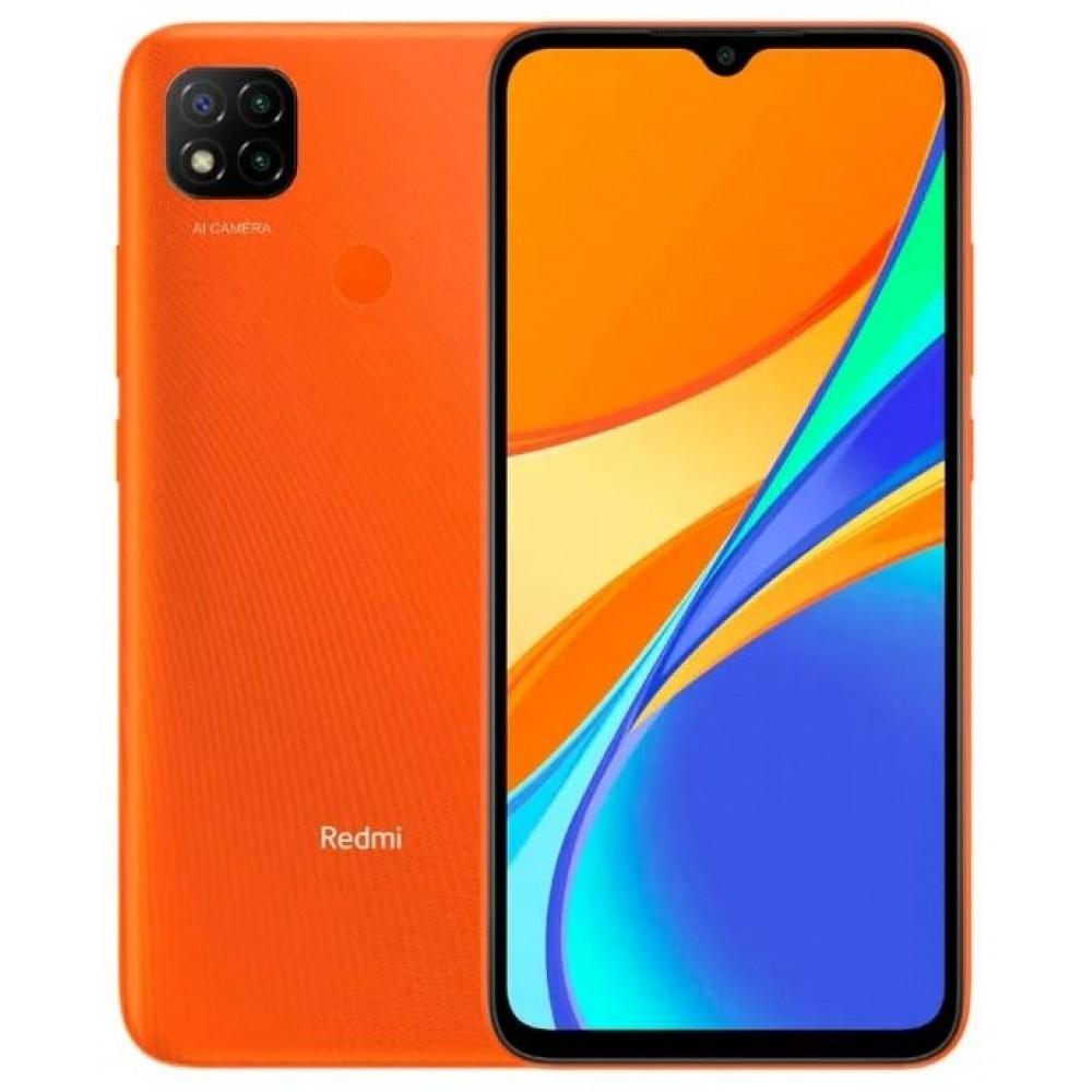Xiaomi Redmi 9C 3/64GB (NFC) оранжевый