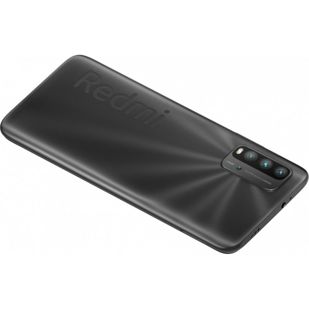 Xiaomi Redmi 9T 4/128GB NFC серый карбон