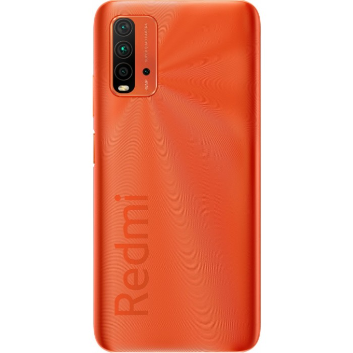 Xiaomi Redmi 9T 4/64GB NFC оранжевый рассвет