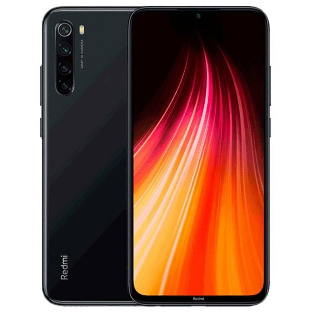 Xiaomi Redmi Note 8 4/64GB чёрный