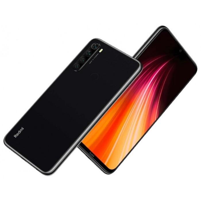 Xiaomi Redmi Note 8 4/64GB чёрный