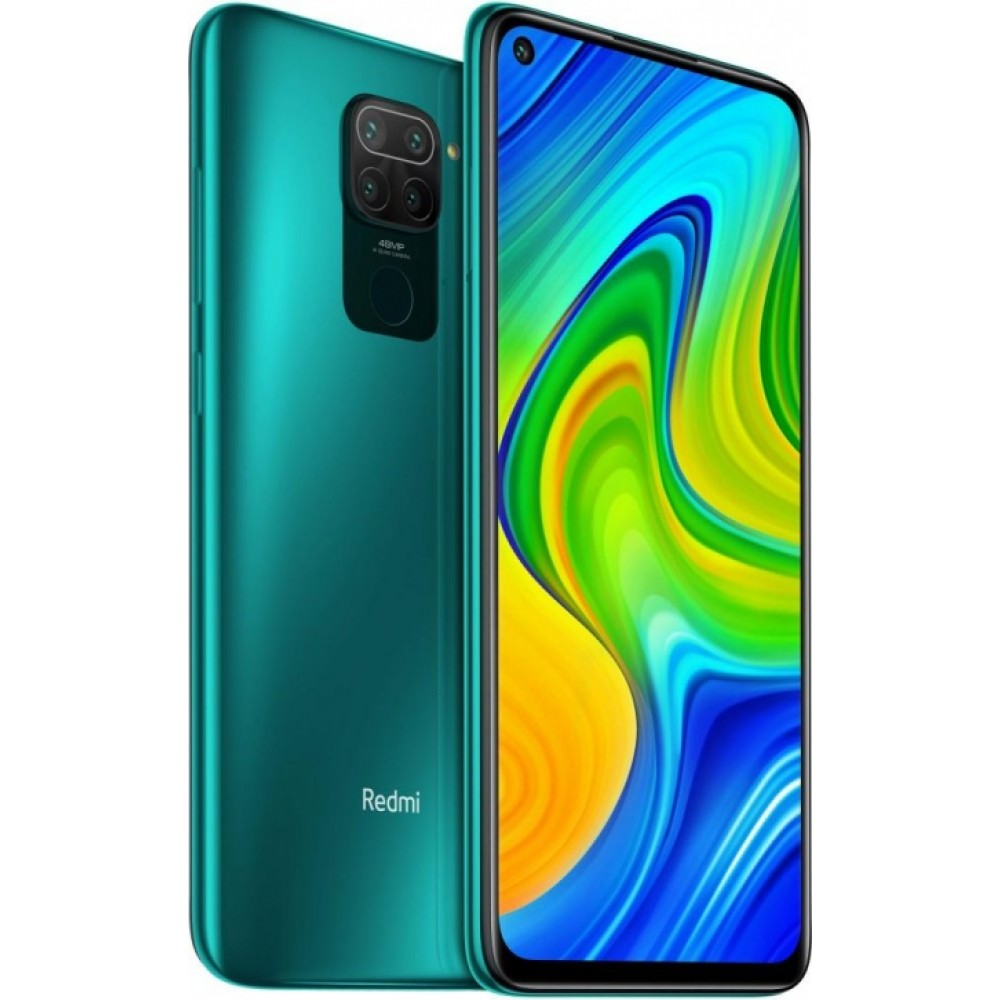 Xiaomi Redmi Note 9 4/128GB (NFC) зелёный